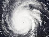 Hurricane Frances Impressão fotográfica por Stocktrek Images