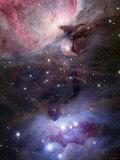 The Sword of Orion Fotografiskt tryck av Stocktrek Images,