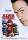 Alvin og de frække jordegern Posters