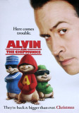 Alvin och gänget Posters