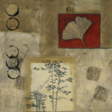 Autumn Trail IV Kunstdrucke von Norm Olson