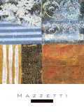 Passagio III Posters by Alan Mazzetti