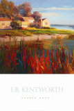 Harbor Home I Posters by E.b. Kentworth