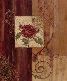 Petals of Tender Kunstdrucke von Maria Donovan