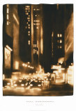 Midtown Moment Poster by Paul Chojnowski