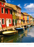 Burano I Prints by Jim Chamberlain