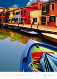 Burano II Print by Jim Chamberlain