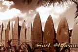 Surf Hawaii Poster van Jason Ellis