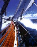 Starboard Spray Kunstdrucke von Onne van der Wal