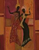 Dancing Grove II Posters av Julia Shaternik