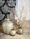 Asian Still Life I Poster von Elise Remender