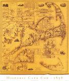 Historic Cape Cod Posters