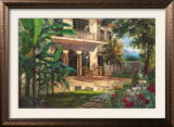 Afternoon Retreat Prints by Angelo Del Vecchio