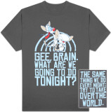Animaniacs - Pinky and Brain World Takeover Shirt