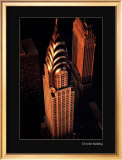 New York, New York, Chrysler Building Posters by William Van Alen