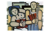La Lecture, c.1924 Posters by Fernand Leger