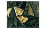 The Kiss Prints by Tamara de Lempicka