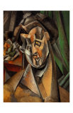 Woman with Pears, c.1909 Kunst von Pablo Picasso