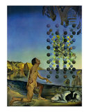 Dali, Dali Prints by Salvador Dalí