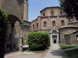 Basilica of San Vitale, Emilia-Romagna Photographic Print by Richard Ashworth