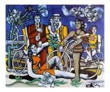 Les Loisirs, c.1948 Plakater af Fernand Leger