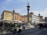 Piazza Popolo, Ravenna, Emilia-Romagna, Italy Photographic Print by Richard Ashworth