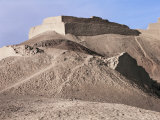 Chimu Fort, Paramonga, Peru, South America Photographic Print by Richard Ashworth