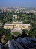 Vatican Gardens, St. Peter's, Rome, Lazio, Italy Photographic Print by Richard Ashworth