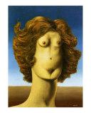 Le Viol, c.1934 Kunstdrucke von Rene Magritte