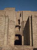 Elamite Ziggurat, Chogga Zanbil (Tchogha Zanbil), Unesco World Heritage Site, Iran, Middle East Photographic Print by Richard Ashworth