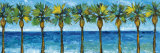 Palms in Paradise Prints by Karen Dupr&#233;