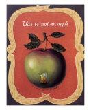 Les Forces de l'Habitude, c.1960 Prints by Rene Magritte