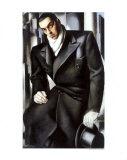 Tadeusz Lempicki, c.1928 Kunstdrucke von Tamara de Lempicka
