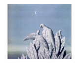 Les Graces Naturelles, c.1948 Prints by Rene Magritte