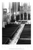 Church Aisle Prints by Scott Mutter