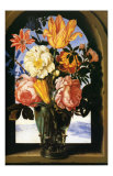 Bouquet de Fleurs, c.1620-1621 Posters by Ambrosius Bosschaert the Elder