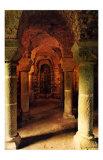 La Crypte du Chateau de Tiffauges, Gilles de Rais Prints