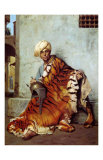 Marchand de Peaux, Sans Date Prints by Jean Leon Gerome Ferris