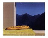 L'Avenir, c.1936 Prints by Rene Magritte