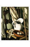 Still Life with Eggs, c.1941 Prints by Tamara de Lempicka