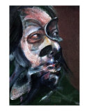Portrait of Isabel Rawsthorne, c.1966 Print by Francis Bacon
