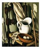 Still Life with Eggs, c.1941 Kunstdruck von Tamara de Lempicka
