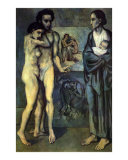 La Vie Prints by Pablo Picasso