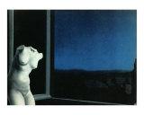 La Belle de Nuit, c.1932 Prints by Rene Magritte