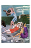 The Bathers, c.1918 Prints by Pablo Picasso