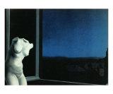 La Belle de Nuit, c.1932 Print by Rene Magritte