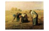 Les Glaneuses, c.1890 Prints by Jean-François Millet