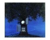 La Voix du Sang Prints by Rene Magritte