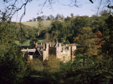 Compton Wynyates, a Tudor House Near Tysoe, Warwickshire, England, United Kingdom Photographic Print by Richard Ashworth