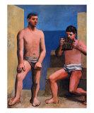 La Flute de Pan, c.1923 Posters by Pablo Picasso